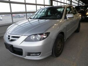 2008 Mazda Mazda3 MANUAL! LOADED!FULLY CERTIFIED@NO EXTRA CHARGE