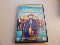 Lady in the Van DVD starring Maggie Smith