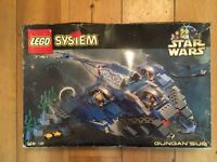 Collectible Official LEGO Star Wars: Gungan Sub Set 7151