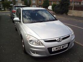 Hyundai I30 1.6 CRDi Premium ,Diesel, Manual, Mot history. Mot & Tax.