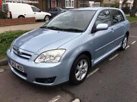 2007 Toyota Corolla 1.4 VVTi Blue - Only 71k Mileage - MOT Nov 17