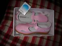 Pink Damart shoes