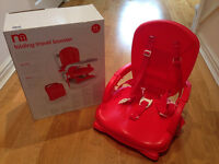 Mothercare Baby Booster Seat with Tray