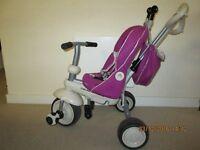 Smart Trike Fun-Pink
