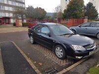 Ford mondeo 2007 10months psv