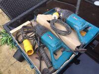 Makita 8406 Hammer Drills 110 Volt