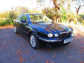 Jaguar X-type 2.5 V6 AWD saloon Genuine 24000 miles ~zero deposit finance specilaists~