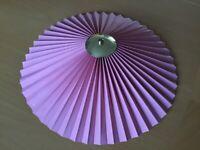 Pink Uplighter Shade