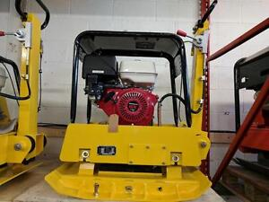 HOC - HONDA COMMERCIAL REVERSIBLE PLATE TAMPER COMPACTOR + FREE SHIPPING + 1 YEAR ALL INCLUSIVE WARRANTY !