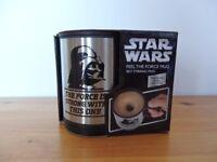 Star Wars Self Stirring Mug *NEW*