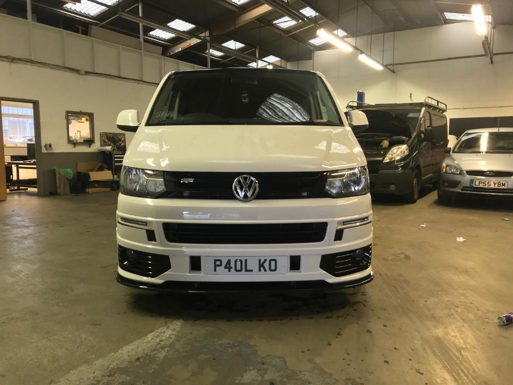 2010 vw transporter t5 t5 1 r line sportline kombi in grangetown cardiff gumtree. Black Bedroom Furniture Sets. Home Design Ideas