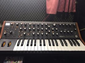 Moog Sub 37 Bob Moog Tribute Edition Paraphonic Analog Synthesizer