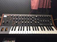 Moog Sub 37 Bob Moog Tribute Edition Paraphonic Analog Synthesizer