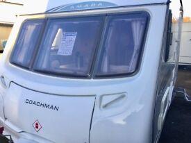 2010 Coachman Amara 380 (2 Berth, End Kitchen)