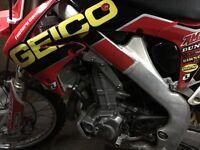 CRF 450 2010