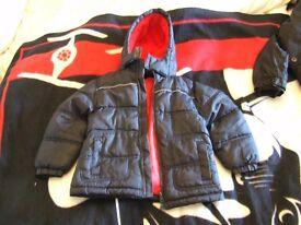 Boys winter coat 4/5yrs