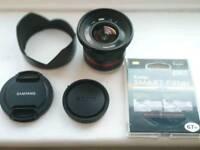 Samyang 12mm F 2.0 for Sony E