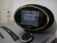 Pure Sensia DAB Clock Radio