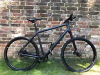 Cannondale Bad Boy 1 Hybrid Bike - Large