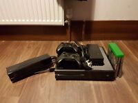 Pick up only Xbox One 500GB+Kinect w/2 Controllers + 3 Games + Xbox Branded Headset
