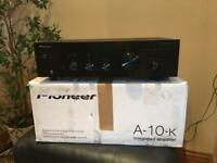 Pioneer A-10-k Stereo Amplifier Phone Stage