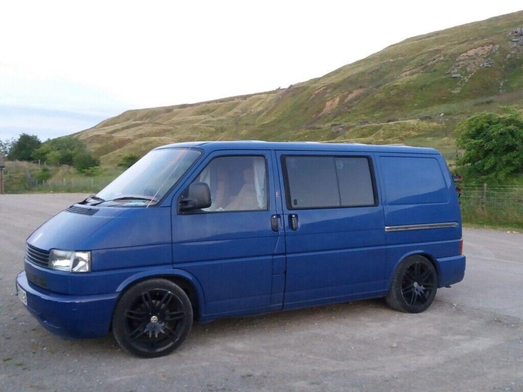 eefc289346c287 T4 Camper Van