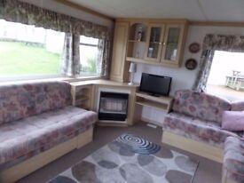 2 bed Caravan near Padstow. £250 for September per week, £200 for October per week