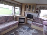 2 bed Caravan near Padstow. £250 for September per week, £200 for October per week