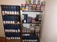 YUGIOH CARD BUSINESS huge stock 50k+ cards + 100 decks within 40+ folders / tins /boxes old and new.