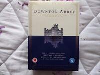 Downton Abbey Series 1-4