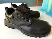 Men's Size 9 Steel Toe Cap BRAND NEW UNWORN!!