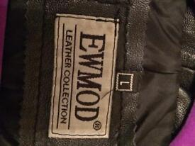 Ladies biker jacket approx 12