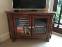Corner tv cabinet unit stand