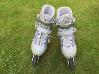 Fila inline skates - size 5