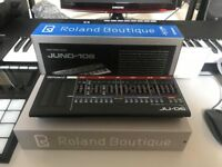 Roland - JU-06 Boutique Sound Module hardware Synthesiser (Hardly used, Brand new condition)