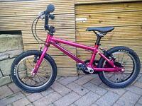 Children's Isla CNOC 14 Large Starter Bike. £180 ono.