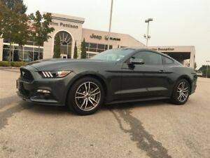 2016 Ford Mustang EcoBoost LOW LOW MILEAGE
