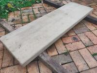 Granite - Hearth/Plinth etc Approx 122x38x4.5cm (4ft x 1ft3 x 1 3/4 inch)