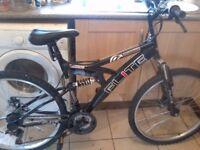 Mountain Bike 26in flite phaser
