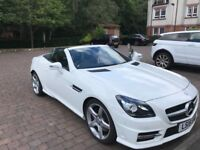 Mercedes SLK250 CDI AMG sport. Immaculate condition. Reluctant sale but need more seats