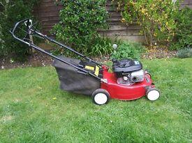 Honda 4.5 petrol lawn mower