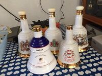 Decanters for sale events of the Royal family
