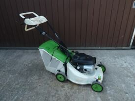 "Etesia PHTS 18"" Self Propelled Lawnmower with Honda Petrol Engine & Grass Box"