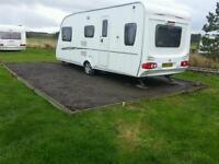 Swift charisma540 5 berth caravan for sale