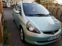 Honda jazz 1.4 petrol 52 plate 78k full service 1 prev owner 12 month mot