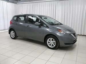 2018 Nissan Versa INCREDIBLE DEAL!! SV NOTE 5DR HATCH w/ BACKUP
