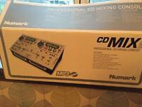 Numark Professional CD Mixing Console