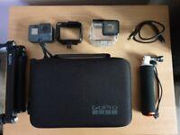 GoPro Hero 5 Black Edition + Accessories