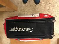 Slazenger pro wheelie bag