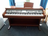 Yamaha Clavinova Electric Keyboard